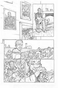 pencilled page ryan haack