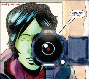 crumple comic panel kyle lawrence mac radwanski bo christian