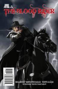 the blood rider cover vicente alcazar oneshi press interview