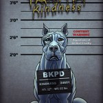 pack 2 kindness cover pit bull mug shot