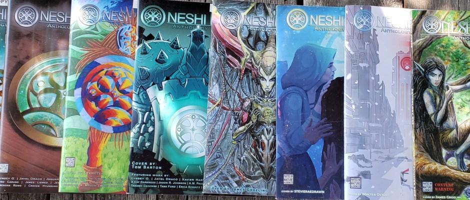 oneshi press anthologies submit