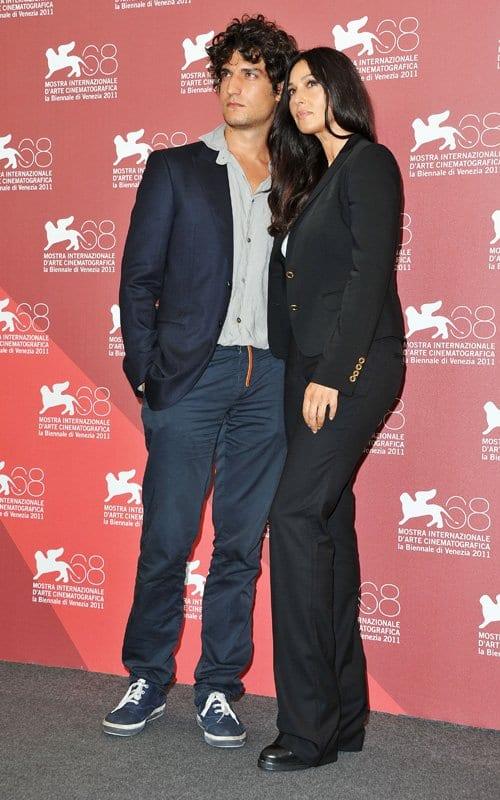 Monica Bellucci at the Venice Film Festival