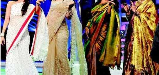 Karishma Kapoor, Kareena Kapoor, Vidya Balan, Rekha at Filmfare Awards 2012