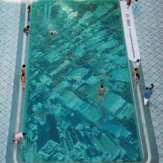 swimming pool bhakti park gym
