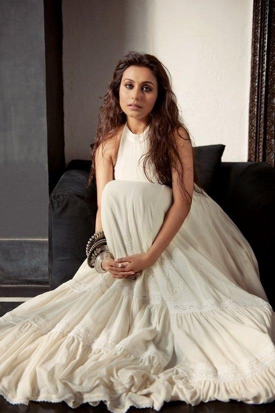 Rani Mukerji in Filmfare Magazine