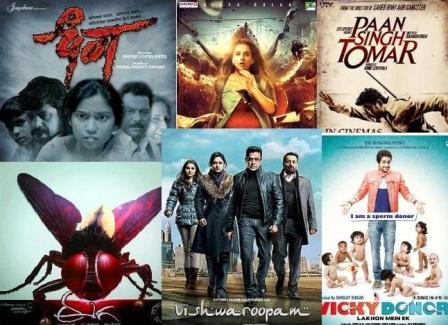 Paan Singh Tomar, Irrfan Khan, Annu Kapoor, Dolly Ahluwalia, Kahaani, Vicky Donor, Nawazuddin Siddiqui and Parineeti Chopra win National Awards 2013
