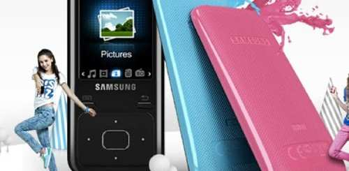 Samsung R0 Flash MP3 Player