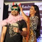 Vidya Balan and Emraan Hashmi at Ghanchakkar Lunch Party