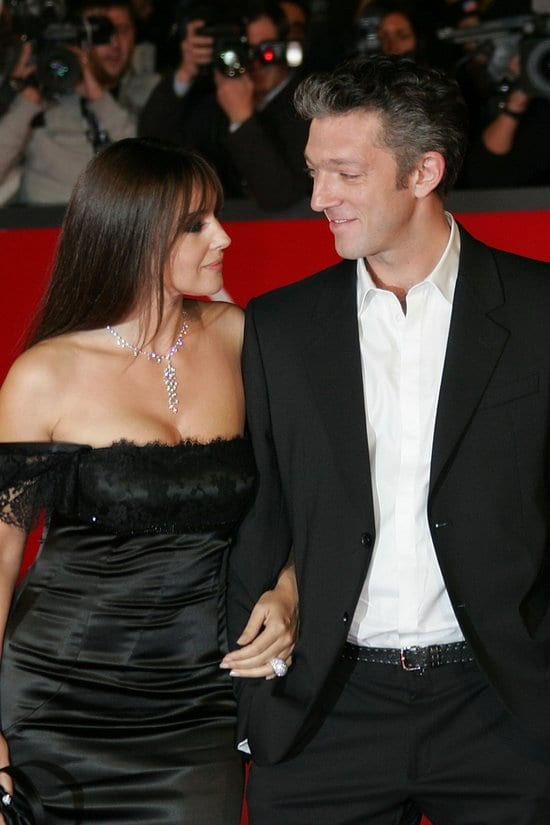 Monica Bellucci and Vincent Cassell Separating after 14 Years