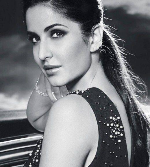 Katrina Kaif on Hello! Magazine