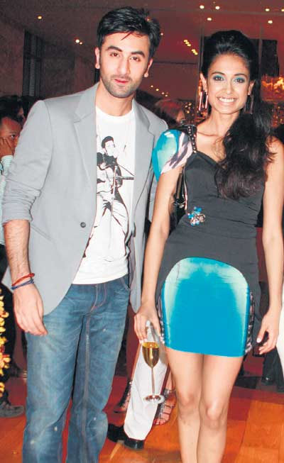 Ranbir Kapoor Spotted with Sarah Jane Dias in an Unseen Picture
