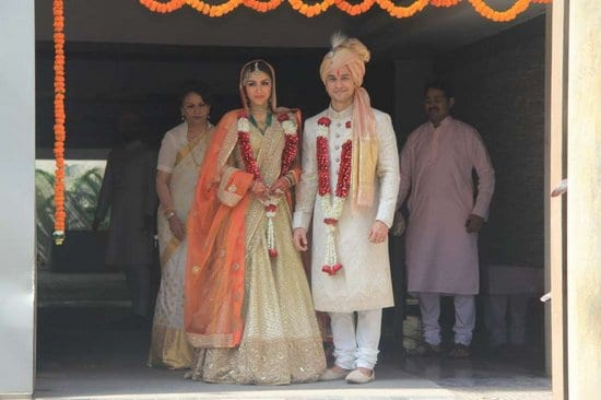 Kunal Khemu and Soha Ali Khan's Wedding