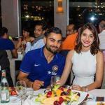 Virat Kohli and Anushka Sharma Spotted in Sydney