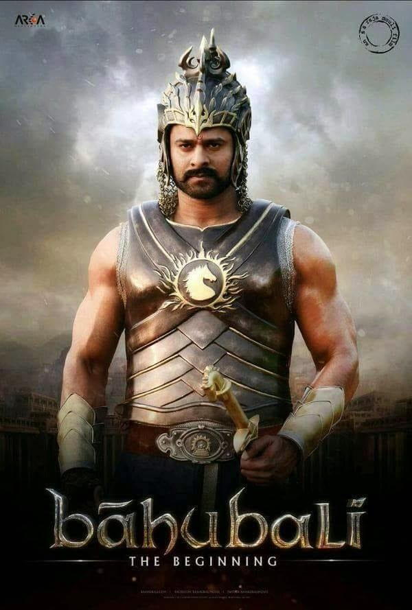 Bahubali First South Indian Film to Earn 300 Crore