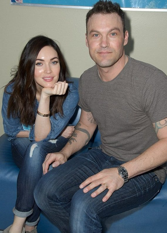 Megan Fox is divorcing Brian Austin Green