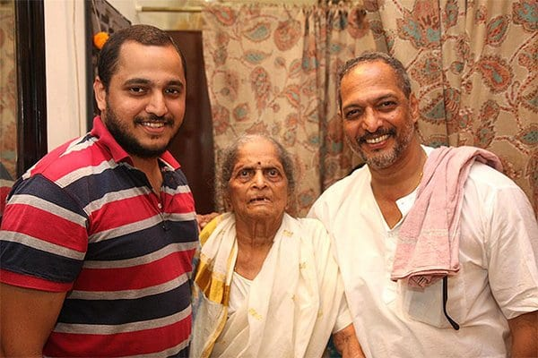 Image result for Neelakanti Patekar family pic