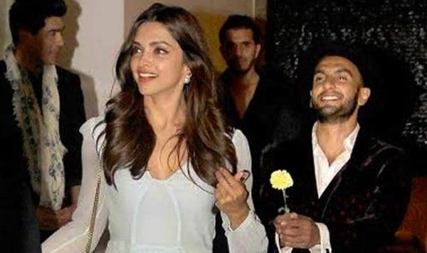 Ranveer Singh on Deepika Padukone in Piku