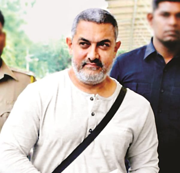 Aamir Khan Starts Shooting for Dangal