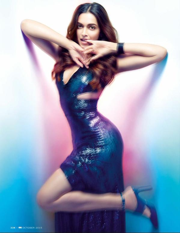 Deepika Padukone on GQ Magazine