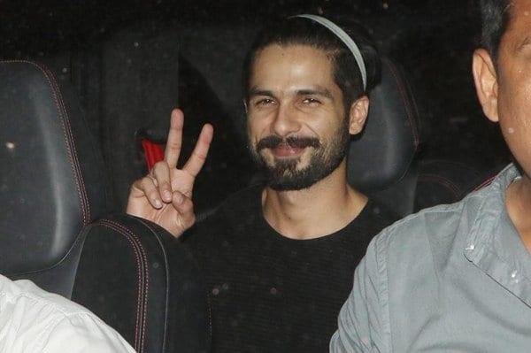 Shahid Kapoor admits he had problems with Ranveer Singh