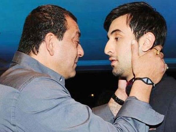 Sanjay Dutt drunkenly shared his feelings on Ranbir Kapoor playing him in Dutt