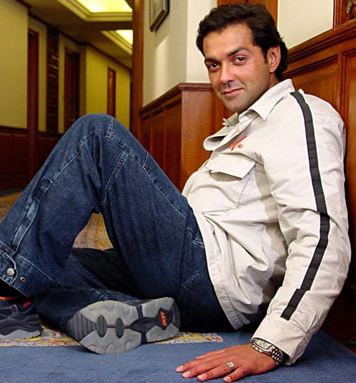 Bobby Deol is back! No wait, Bobby Deol wants to be back