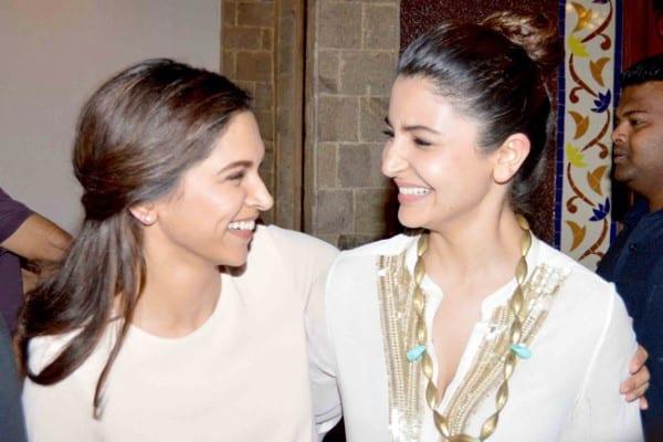 Deepika Padukone speaks on how fond she is of Anushka Sharma and Katrina Kaif