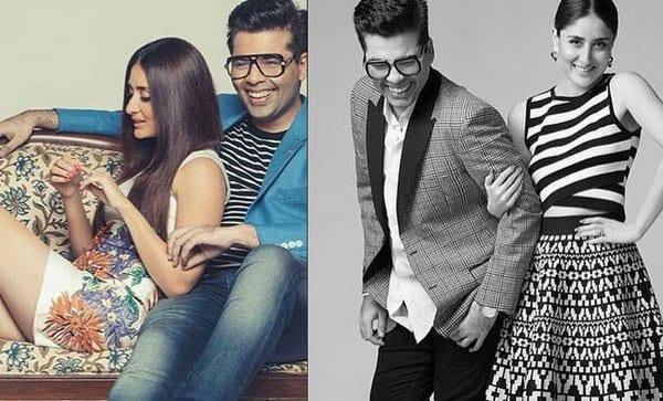 Karan Johar tells us about his fallout with Kareena Kapoor