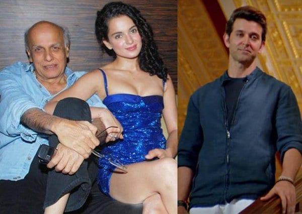Mahesh Bhatt thinks Hrithik Roshan is innocent - Hrithik-Kangana Drama