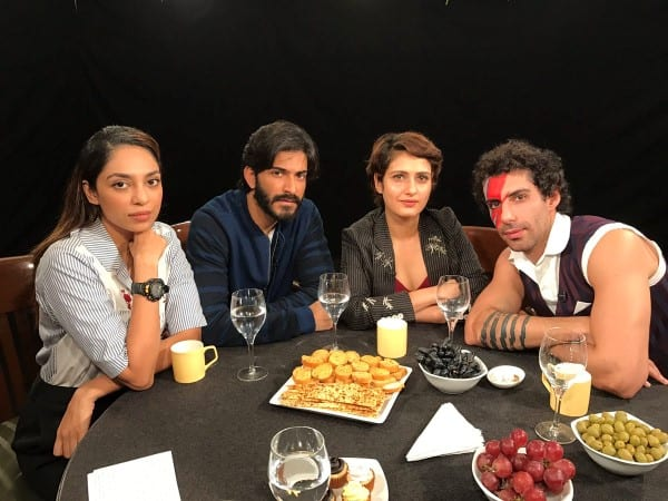 50-mins to waste: Rajeev Masand Rountable wth The Newcomers