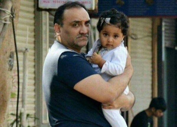 Aditya Chopra spotted with his daughter Adira Chopra