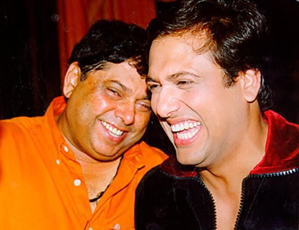 Govinda complains again, this time about David Dhawan