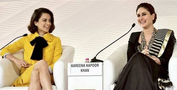 Kareena Kapoor is not friends with Kangana Ranaut, but knows her