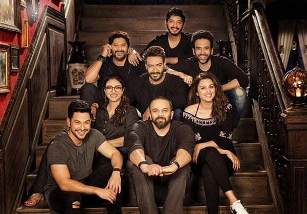 Rohit Shetty helps jobless actors by making another Golmaal movie