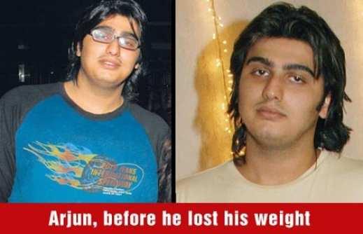 Arjun Kapoor should get his half-girlfriend's help in losing weight