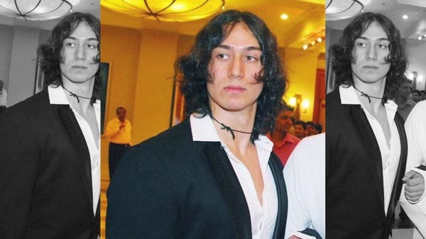 Tiger Shroff before surgery