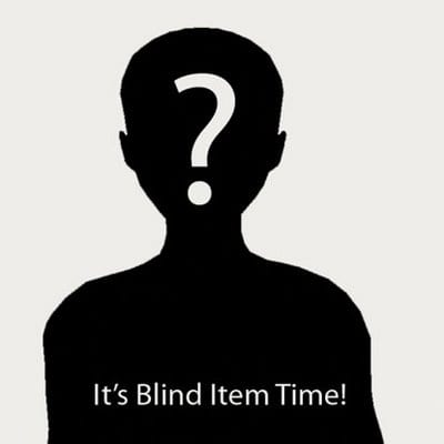 Hollywood Blind Item – September 2017