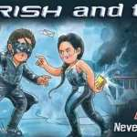 Hrithik Roshan talks about how he had tears when Amul highlighted his feud with Kangana Ranaut