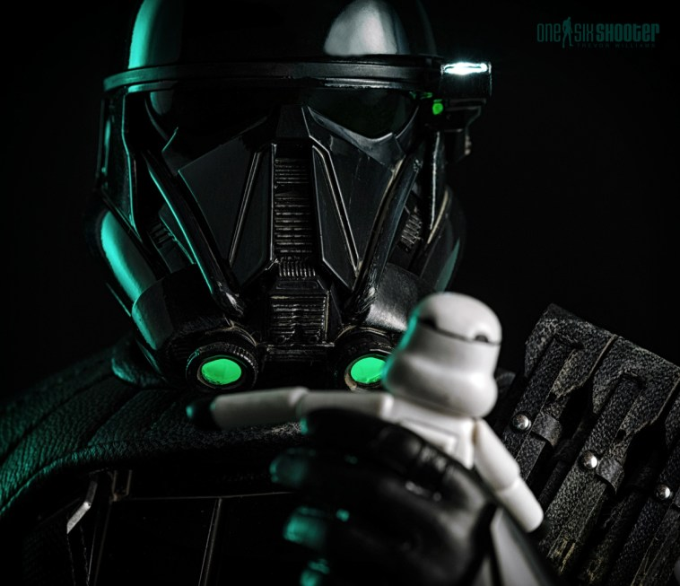 Hot Toys Death Trooper by One:Six Shooter