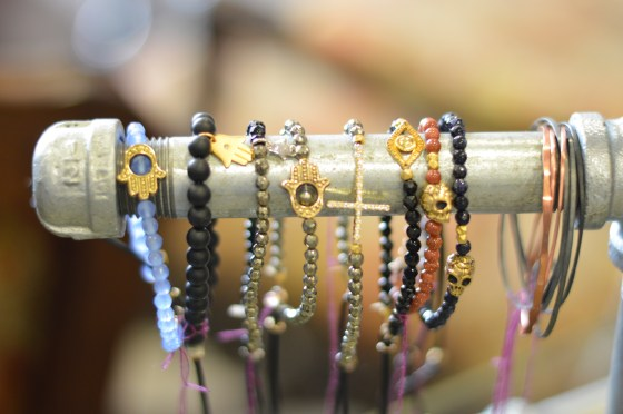 Parker stone charms