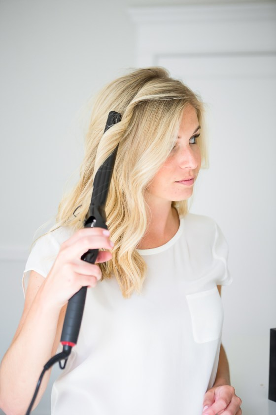 get beach waves-dallas blogger-curling iron