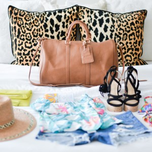 beach packing guide sole society weekend bag