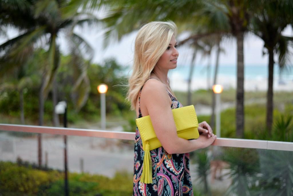 miami vacation beach dress