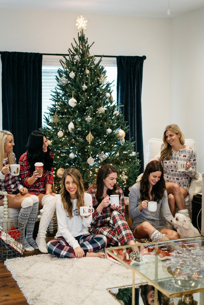 christmas pajama party - Christmas Pajama Party