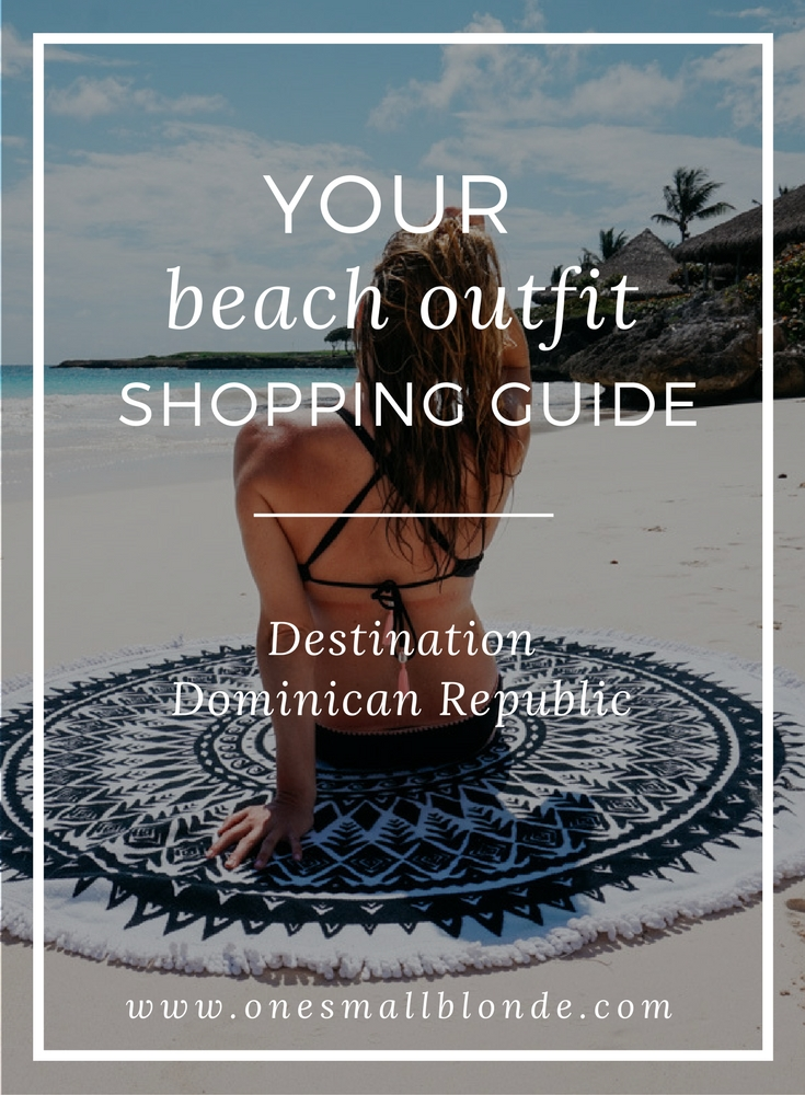 Beach Vacation Outfits Dominican Republic Instagram Outfits