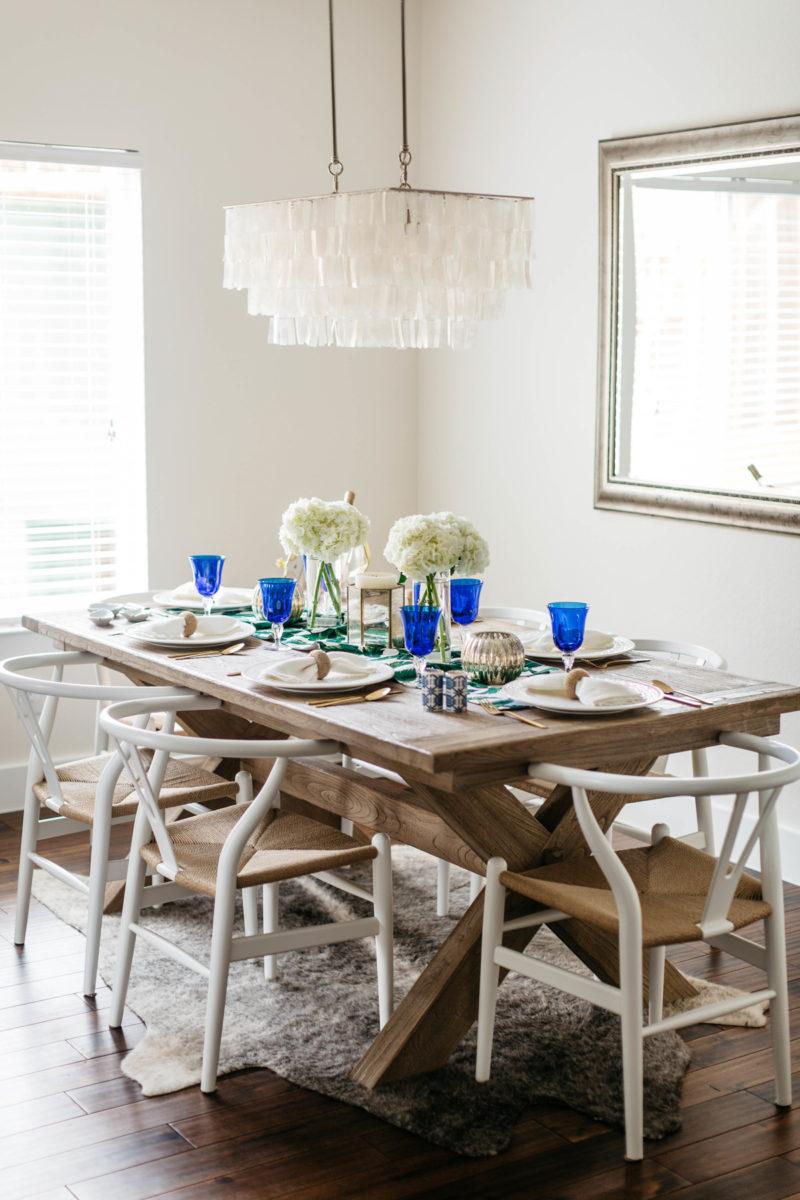 Summer Dining Table Decor  Aerin Lauder x Williams Sonoma