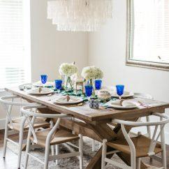 Gold Dining Chairs Design Chair Turkey Summer Table Decor | Aerin Lauder X Williams Sonoma