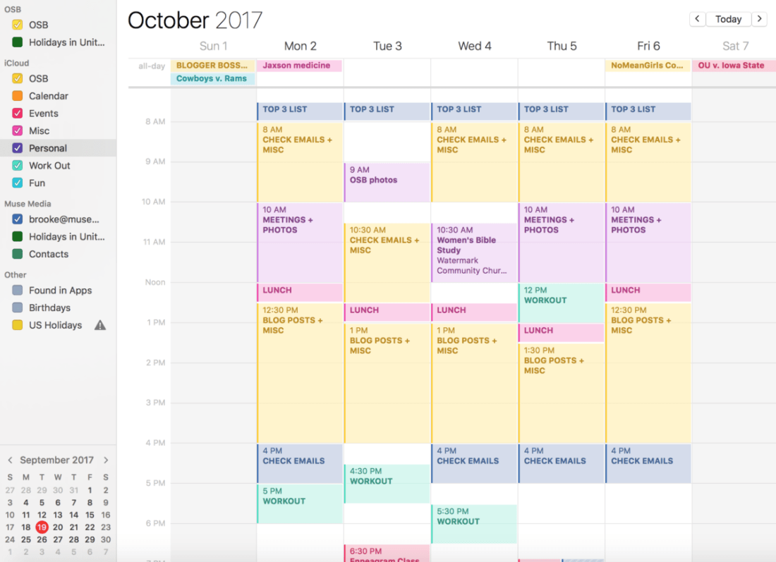 work from home, daily work schedule, blogger advice