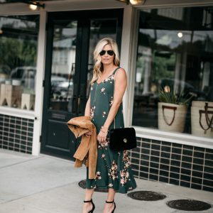 GREEN WITH ENVY FOR FALL