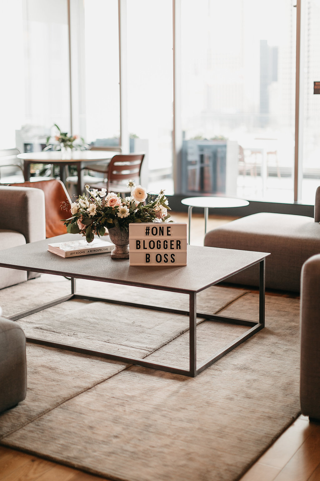 blogger boss workshop spring 2018 at WeWork in Uptown Dallas